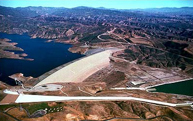 Castaic Lake Water Agency Lake