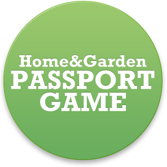 Home and Garden Passport Game