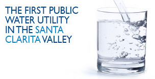 Newhall County Water District Water Glass