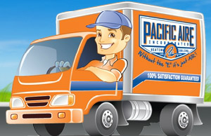 Pacific Aire Truck