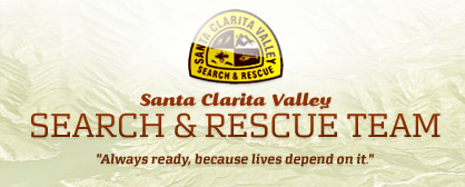 Santa Clarita Valley Search and Rescue Team
