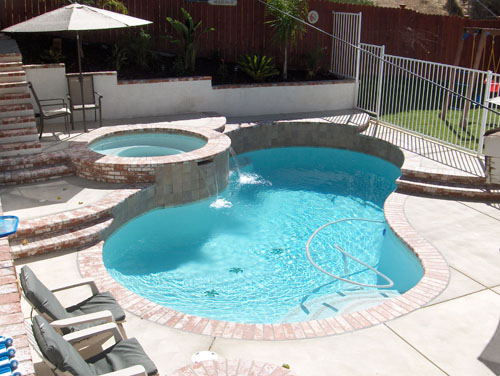 Thomas pools and spas2018 santa clarita home and garden for Pool and garden show
