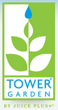 Tower Gardening and Juice Plus