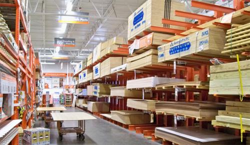 Home Depot in Santa Clarita - Lumber