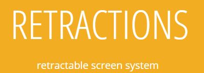 Retraction Screens logo