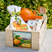 Orange Clementine's California Crates