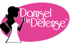 Damsel In Defense Big Logo