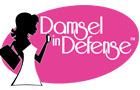 Damsel In Defense Big Logo