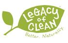 Legacy Of Clean Big Logo