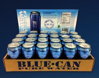 Blue Can Water - 2015 Santa Clarita Home and Garden Show