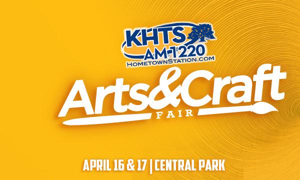2016 KHTS Santa Clarita Arts and Crafts Fair