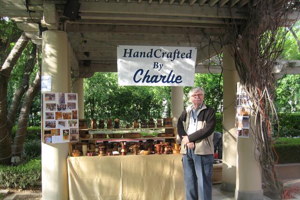 Handcrafted By Charlie - Santa Clarita Home and Garden Show