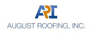 august roofing
