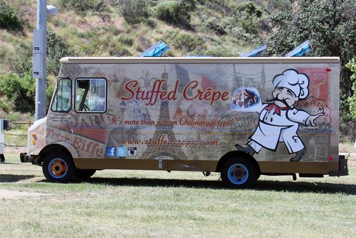 Food Truck Saturday August  Santa Clarita