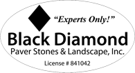 Black Diamond Paver Stones & Landscapes