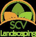 SCV Landscaping Logo