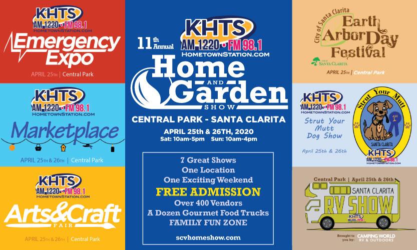 About KHTS Santa Clarita Home And Garden Show2020 KHTS