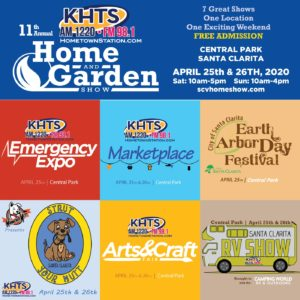 2020 KHTS Home and Garden Show - 7 Shows Flyer