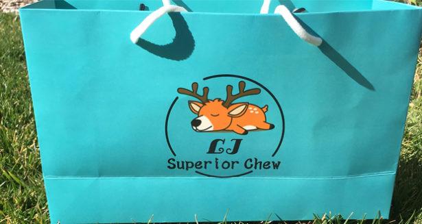 L J Superior Chew Incorporated Logo
