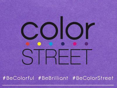 Color Street #BeColorful #BeBrilliant #BeColorStreet