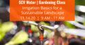 SCV Water November Class